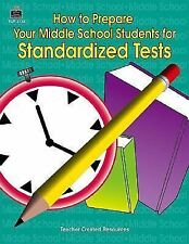 How to Prepare Your Middle Sch St for Standardized Test Homeschool Parent