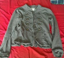 Barely worn girls age 12 brown jacket from Next.
