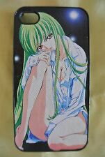 USA Seller Apple iPhone 4 & 4S  Anime   Phone case Cover Code Geass Sexy Girl
