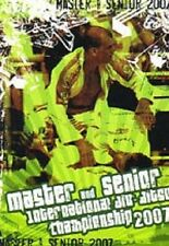 MASTER & SENIOR INTERNATIONAL JU-JITSU CHAMPIONSHIP 2007 – DVD, 220 MINUTES