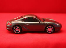 Modellauto/ Porsche Cayman S/ Silbergrau/ Top Mark/ Die Cast Collection/ OVP