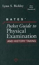 Bates' Pocket Guide to Physical Examination and History Taking (Profes-ExLibrary