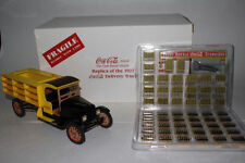 Danbury Mint 1927 Coca Cola Delivery Truck New with Original Box and Cargo
