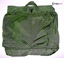 UNICOR FLYER'S HELMET BAG Military Green SPM1C1-12-D-F511 Pilot  NEW