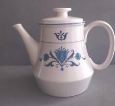 Noritake Blue Haven Coffee Tea Pot