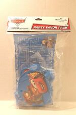 Hallmark Disney CARS Birthday Party Favor Pack of 20 Favors Prizes Toys NEW