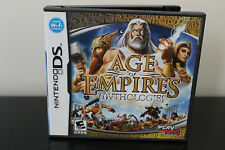 Age of Empires: Mythologies  (Nintendo DS, 2008) *Tested/Complete