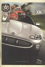 2004 Jaguar XK 8 XKR Accessories Brochure ww3267