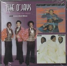 The O'Jays - When Will I See You Again  / Love  & More CD NEW / SEALED