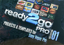 Digital Juice Ready2Go Pro Projects and Templates For Sony Vegas #1