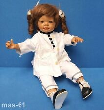Elly Knoops BAMBOLA Maggy 55 cm limita 160/750 Europe edition resin DOLL POUPEE