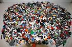 1000+ 2 Pounds Clean Lego Pieces HUGE LOT- WITH MINIFIGURES Washed and Sanitized