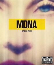Madonna: The MDNA Tour [Blu-ray], Excellent DVD, ,