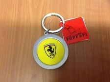 FERRARI KEY RING WITH TAGS AND HOLOGRAM!, NICI SPORTS PRANCING HORSE