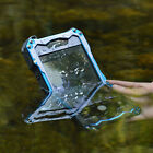 R-JUST IP68 Waterproof Diving Aluminum Metal Case Cover for iPhone 6 6S 4.7