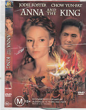 Anna And The King-2001-Jodi Foster- Movie-DVD