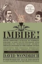 Imbibe! Updated and Revised Edition: From Absinthe