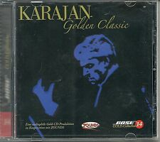 Karajan, Herbert von Golden Classics 24 Karat Bose Zounds Gold CD Collection 14