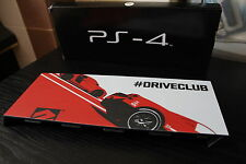 DriveClub Red/White PlayStation 4 PS4 HDD Cover Custom Face Plate
