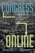 Congress Online: Bridging the Gap Between Citizens and their Represent-ExLibrary