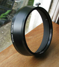 original vivitar series 1 lens hood for 35-85  clamp on ( over 80mm )   31-9706