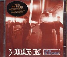 3 Colours Red / This Is My Hollywood - CD2 + Poster - MINT