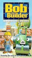 Bob the Builder: Naughty Spud & Other Stories (VHS 2000)