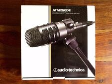 NEW! Audio-Technica ATM250DE Dual-Element Instrument Microphone - kick drum mic