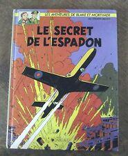 LE SECRET DE L'ESPADON T.1