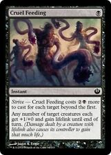 Cruel Feeding    EX/NM  x4  Journey into Nyx    MTG Magic  Black  Common