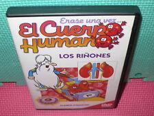ERASE UNA VEZ EL CUERPO HUMANO - LOS RIÑONES - N.12