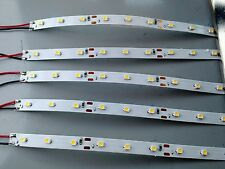 "9 LED light strip (lot of 5) Warm white interior lights 6"" length  N lighting"