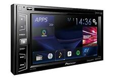 NEW Pioneer Car Audio CD DVD Head Unit.Amplifier Receiver.Dual Din.Stream.AM.FM.