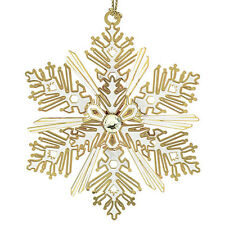 Baldwin Brass/Chemart Christmas Ornament - LUMINOUS SNOWFLAKE - #55951