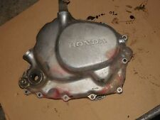 honda xr200 xr200R right engine clutch cover case 2001 97 95 1996 1999 1998 2000