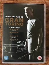 Clint Eastwood GRAN TORINO ~ 2008 Classic Vigilante Crime Thriller | UK DVD