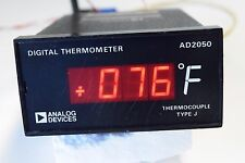 Analog Devices AD2050 digital therometer  with thermocouple