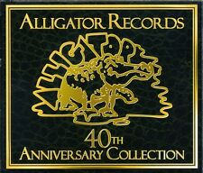 Alligator Records 40th Anniversary Colle (2011, CD NEUF)2 DISC SET