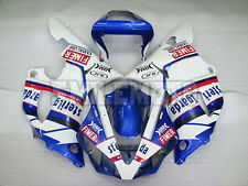 Fairing New Blue White ABS Injection Plastic Kit Fit for Yamaha 2000 2001 YZF R1