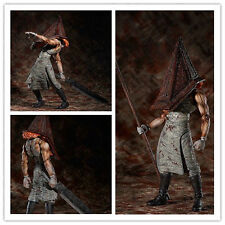 Figma Silent Hill Revelation Pyramid Head PVC Action Figures Fans Toys New Gift