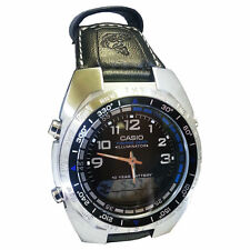 Casio Pathfinder Watch with Fishing Timer. Calculate the best times to fish