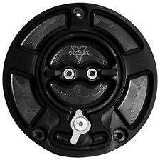 KAWASAKI 2007-15 ZX6R NINJA VORTEX RACING V3 FUEL / GAS CAP KIT - LID AND BASE!