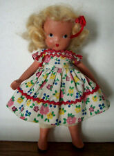 Roses are Red #113 Bisque jointed Nancy Ann Storybook doll