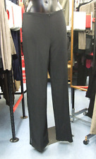Joseph Ribkoff BNWT 10 Spectacular Black Tuxedo Sequin Elegant Evening Trousers