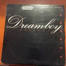 """Dreamboy-Contact/Make It Work-Promo 12""""-Qwest-20303-NM"""