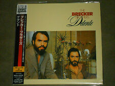 The Brecker Brothers ‎Detente Japan Mini LP