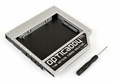 Opticaddy second SATA-3 HDD/SSD Caddy for Acer Travelmate 47504750G4750Z