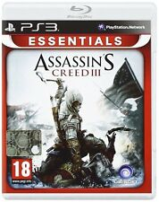 Ps3 gioco costumi ASSASSINS ASSASSIN 'S CREED 3 III NUOVO