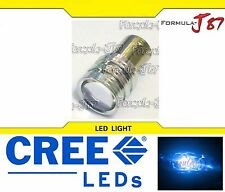 CREE LED Miniature 5W 1156 BAU15S Blue 10000K One Bulb Replacement Light JDM