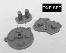 CONDUCTIVE RUBBER SILICONE BUTTON PADS FOR NINTENDO GAMEBOY ADVANCE - GBA